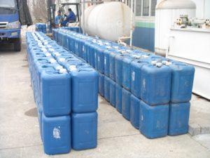 溴系氧化性杀菌灭藻剂SGR-0703